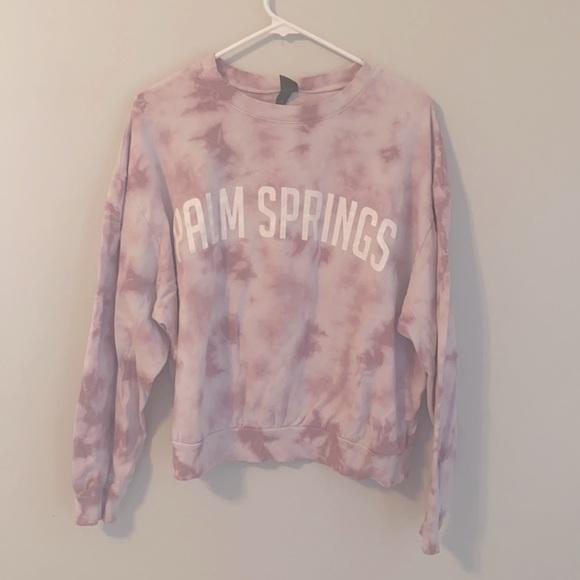 Wild Fable Palm Springs sweatshirt size medium